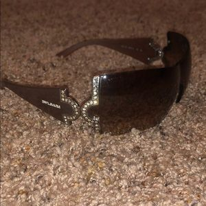 Bvlgari made in Italy sunglasses